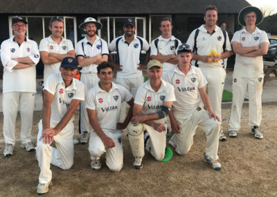 Pylewell Park Cricket Club