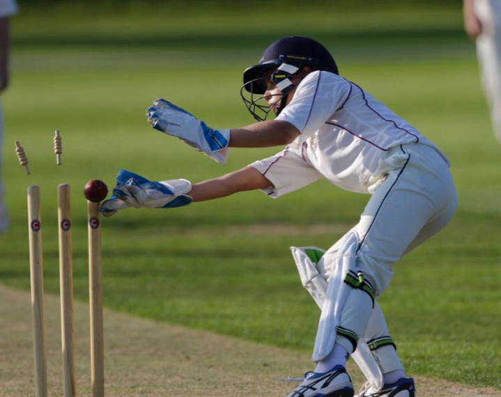 Junior player selected for West Essex - Hatfield Heath
