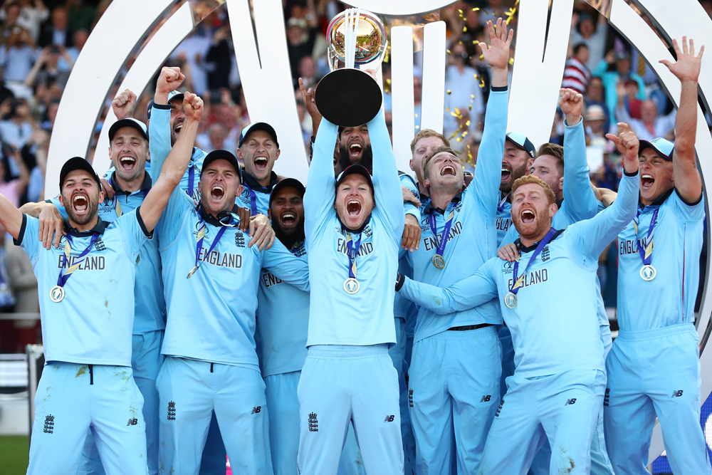 World Cup Winners!